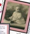 Baby Evelyn 1930