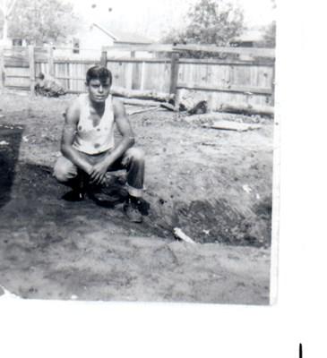Buena Park as a Teen on the Hog Ranch