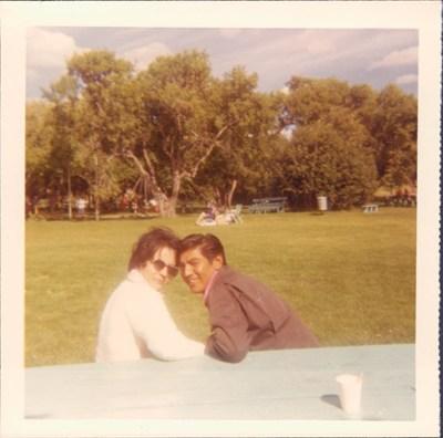 Vernita and Leonard