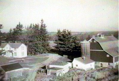 "The ""Sisler"" Farm in LaPrairie, Minnesota"