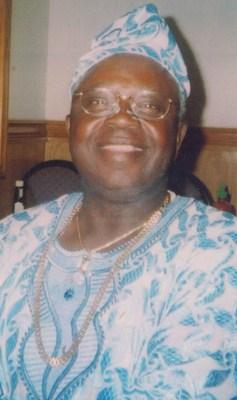 Prince Clement Adeoye Ayinde Ademiluyi photos