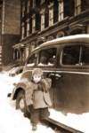 Andy, Bronz, NY - 1947