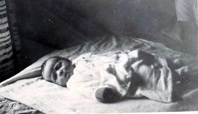 Richard Martin Chase Chuvala - July 1940