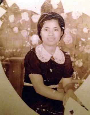 Mrs. Zosima Pasia Anilao photos