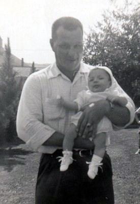Joe & Jim ~ July 1956