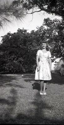 "Henrietta ""Hank"" Trezevant Hardy photos"