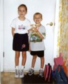 First Day of School 2000