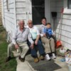 4 Generations of Gilsdorfs--- Eugene, Kenneth, Michael and Mason--