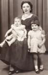 Hélène, Patricia et Christiane